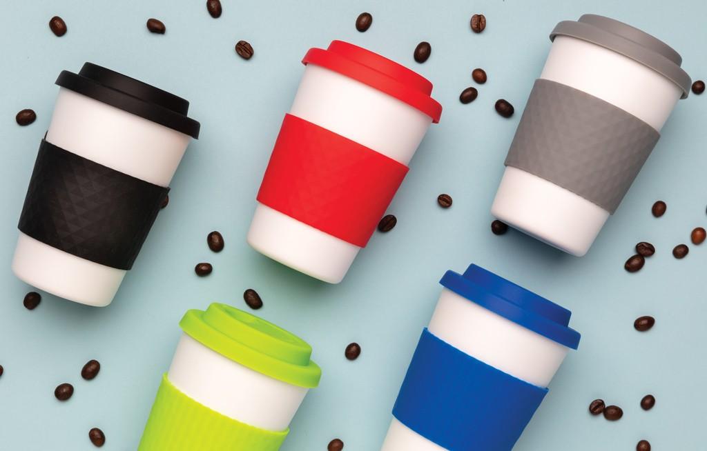 Herbruikbare koffiebeker 270ml, View 5