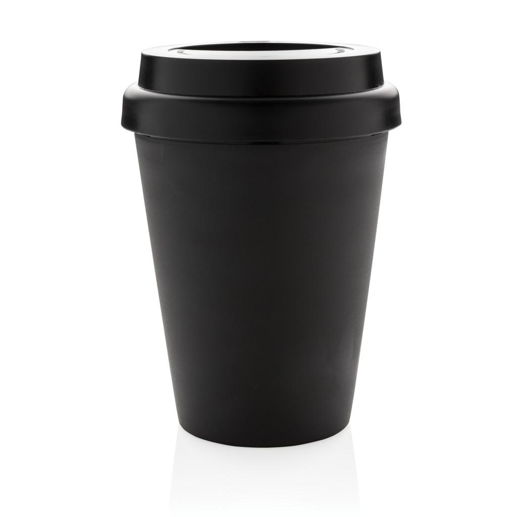 Herbruikbare dubbelwandige koffiebeker 300ml, View 4
