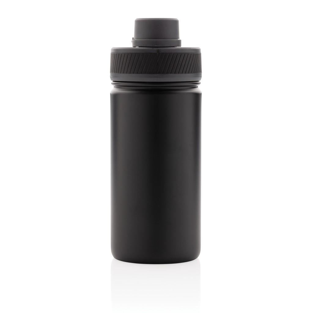 Vacuüm roestvrijstalen fles met sportdop 550ml, View 3