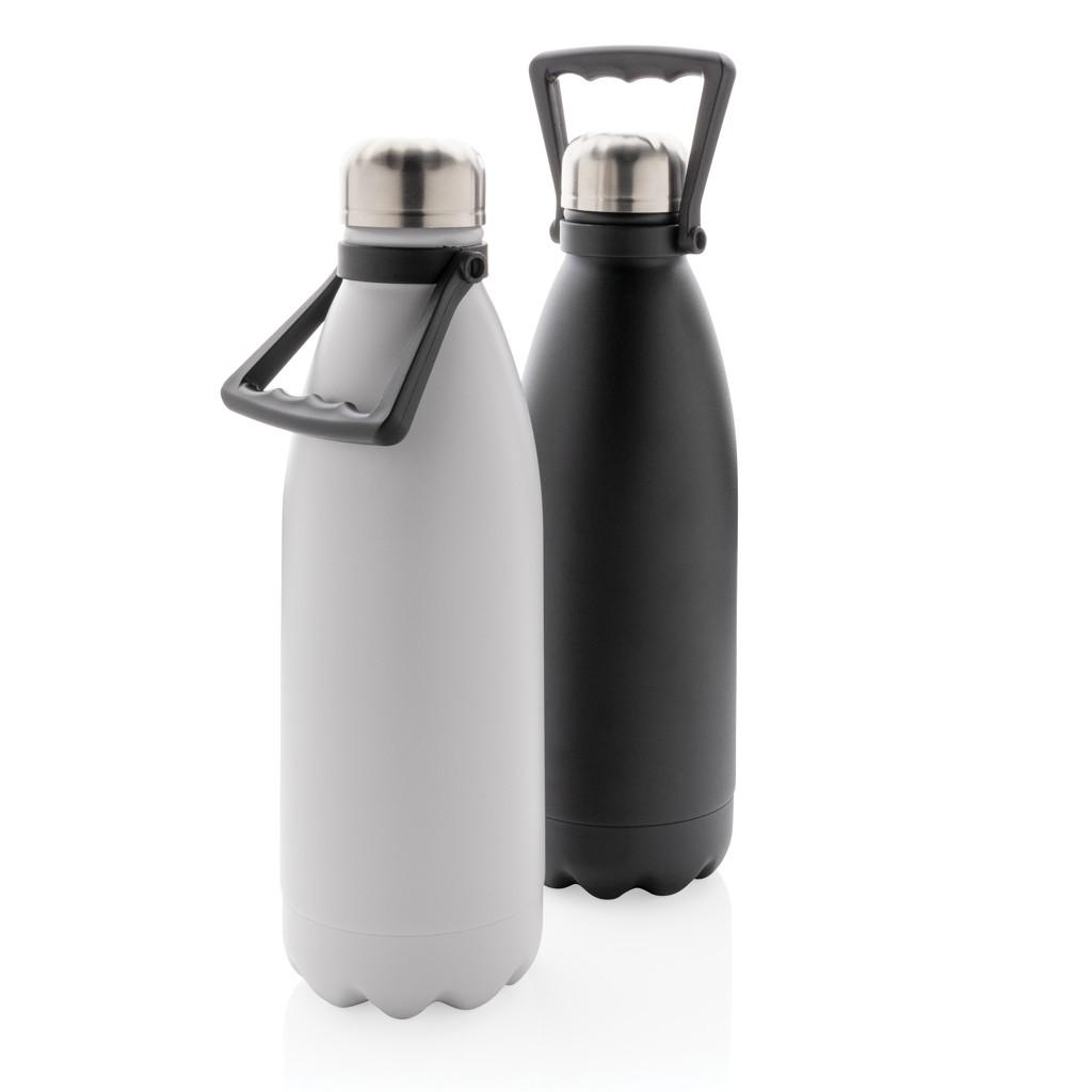 1.5L vacuüm geïsoleerde roestvrijstalen fles, View 8