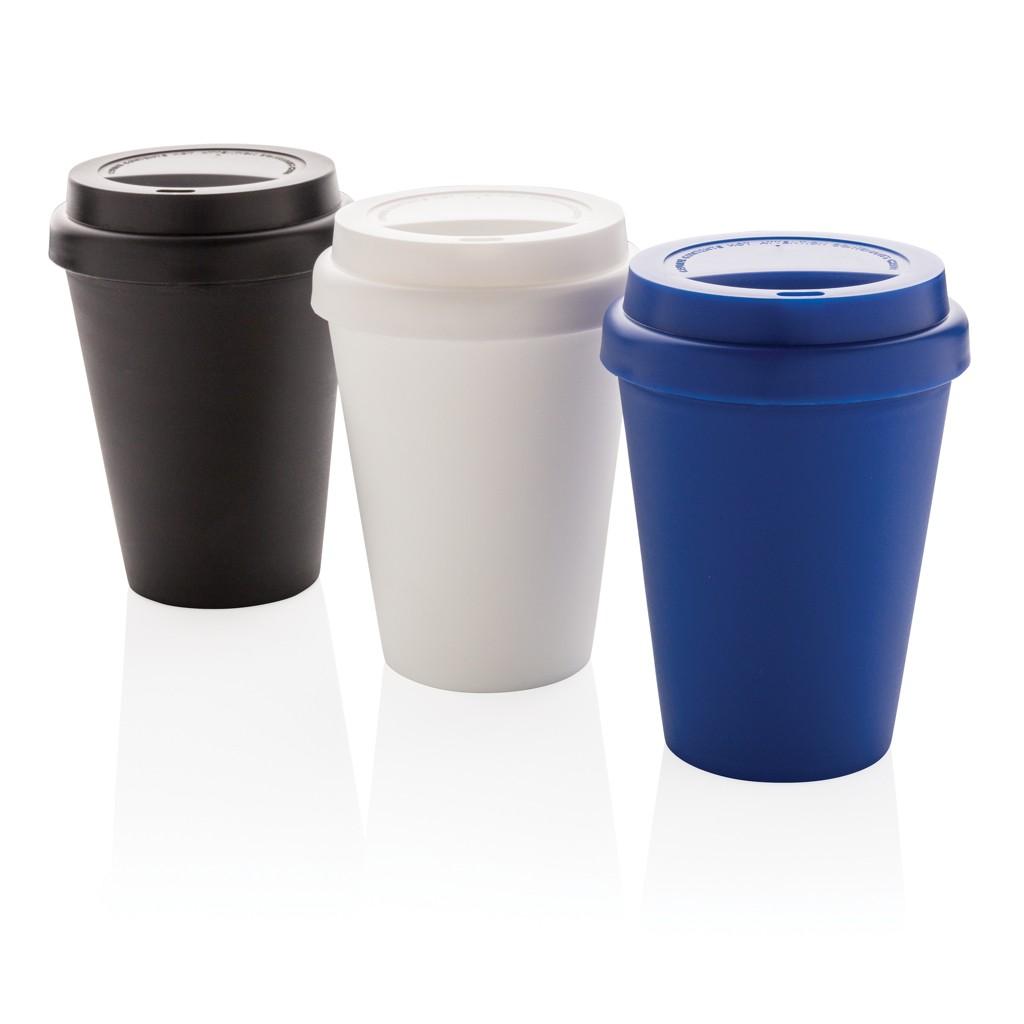 Herbruikbare dubbelwandige koffiebeker 300ml, View 6