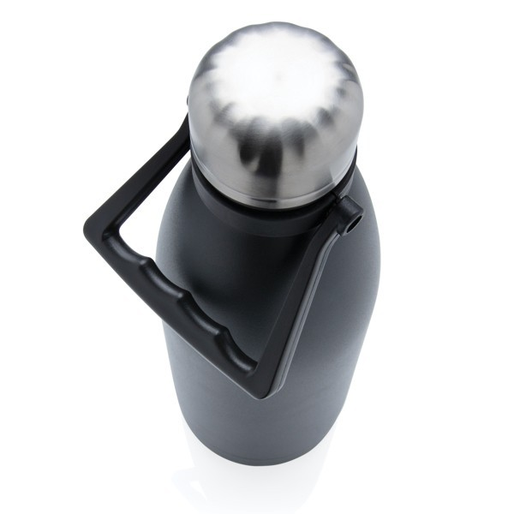 1.5L vacuüm geïsoleerde roestvrijstalen fles, View 5