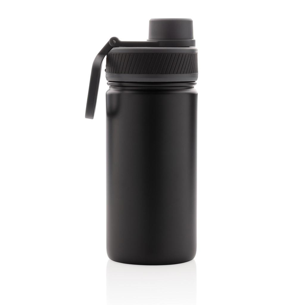 Vacuüm roestvrijstalen fles met sportdop 550ml, View 2
