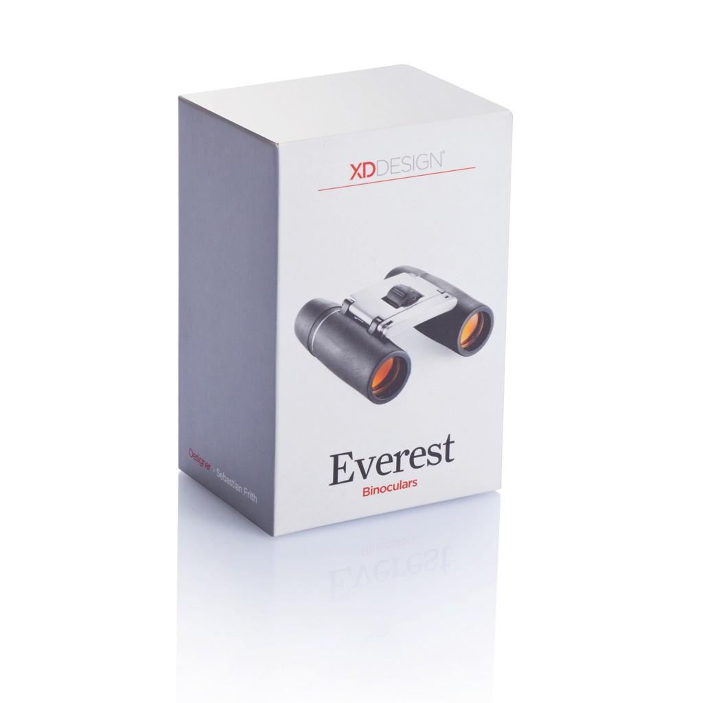 Everest verrekijker, zilver, View 5