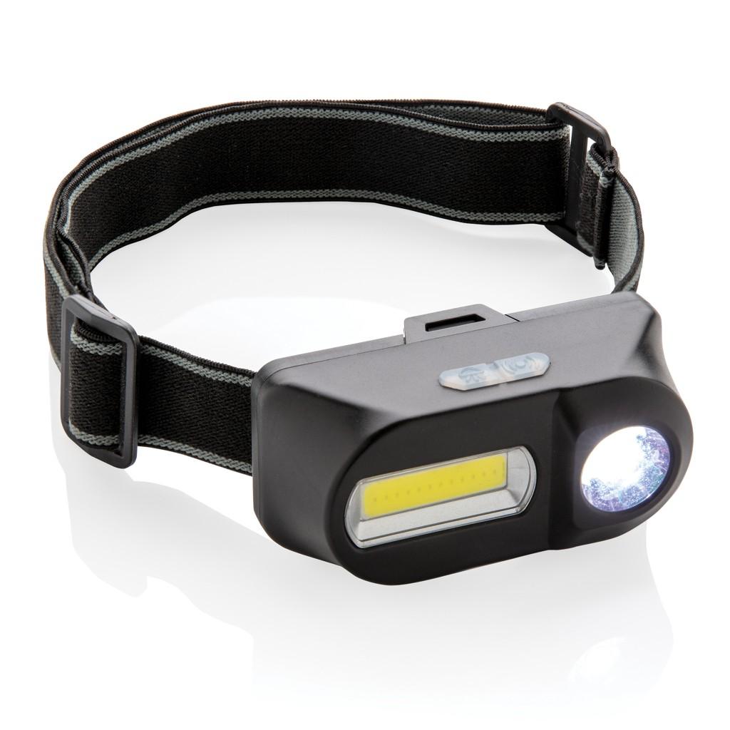 COB en LED hoofdlamp, View 4