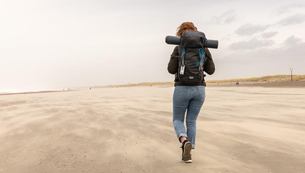 Explorer ribstop grote wandelrugzak PVC-vrij, View 10