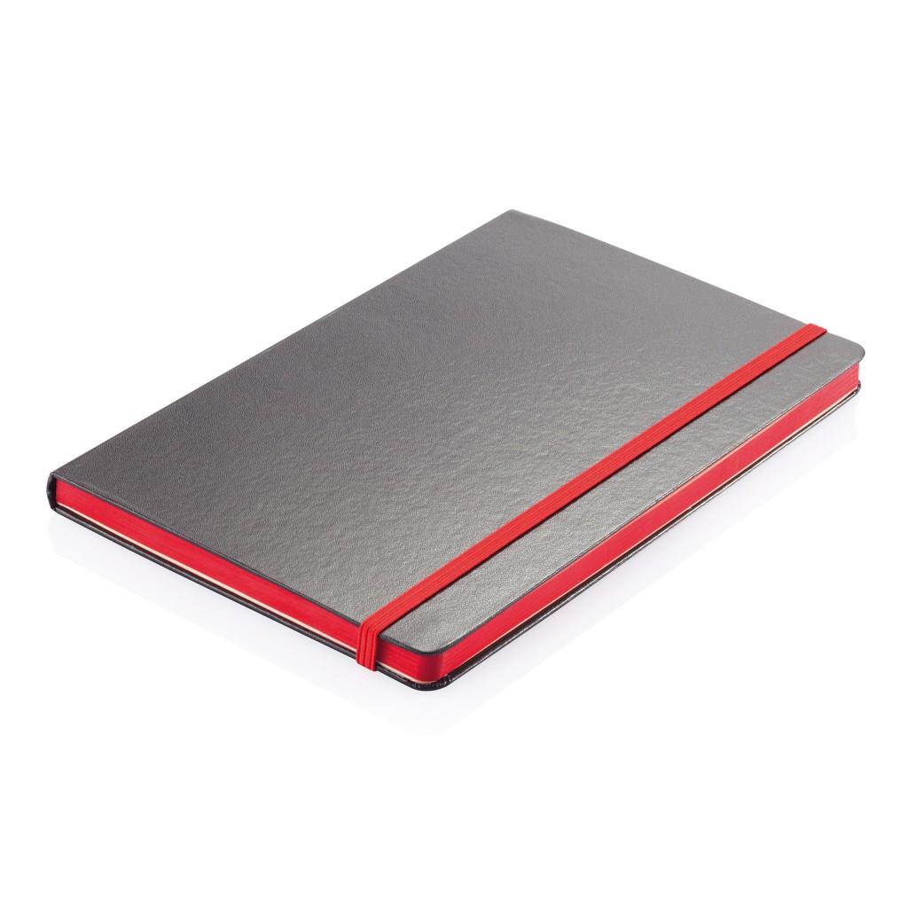 A5 notitieboek met gekleurde zijde, View 8