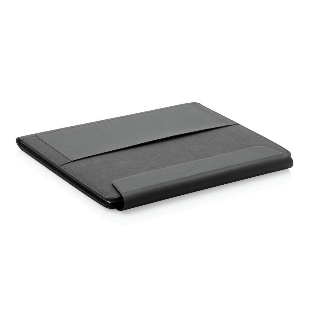 Fiko A4 portfolio met draadloos opladen& 5.000 mAh powerbank, View 7