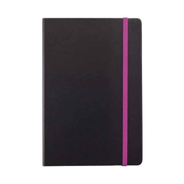 A5 notitieboek met gekleurde zijde, View 6