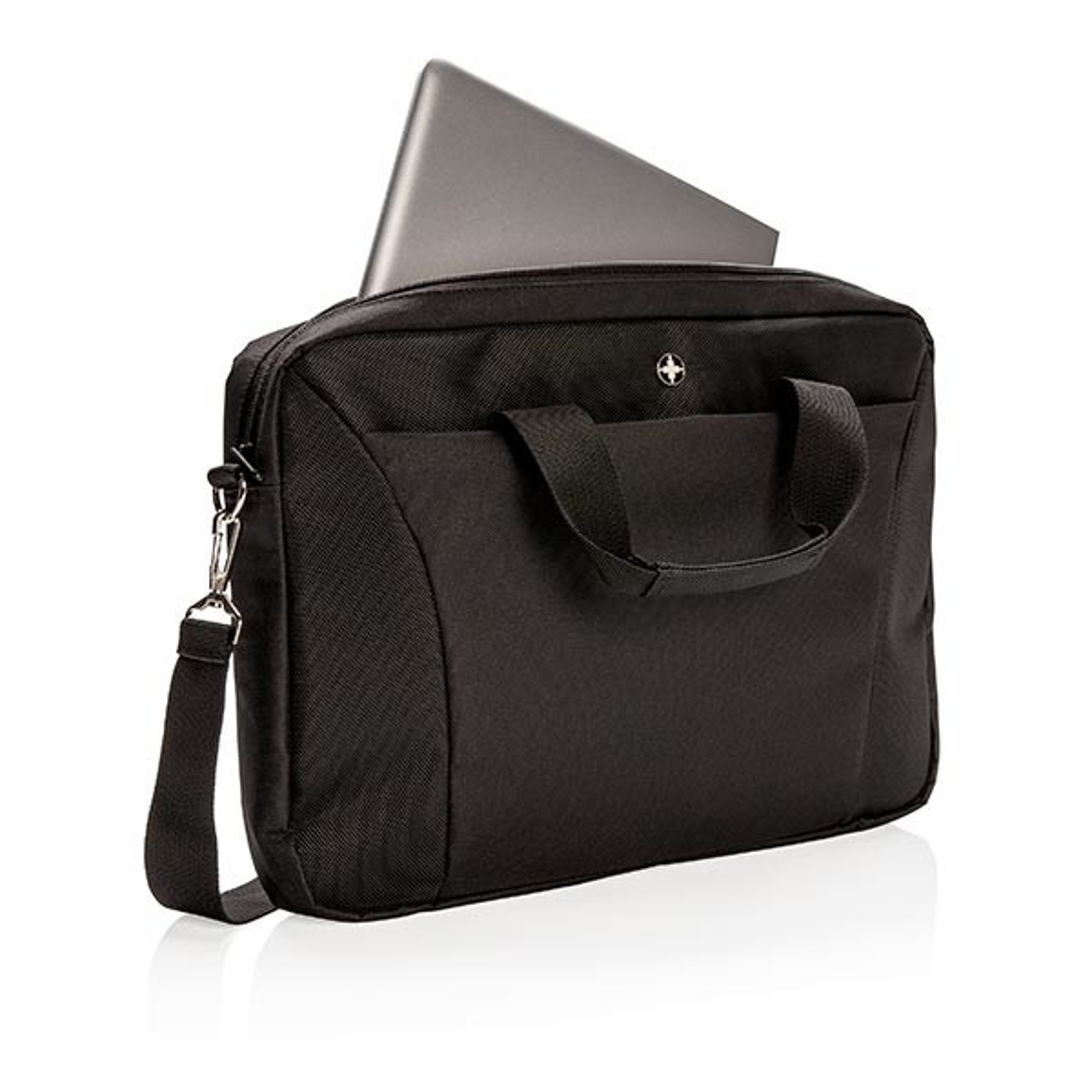 "Slim 15.4"" laptop tas, View 2"