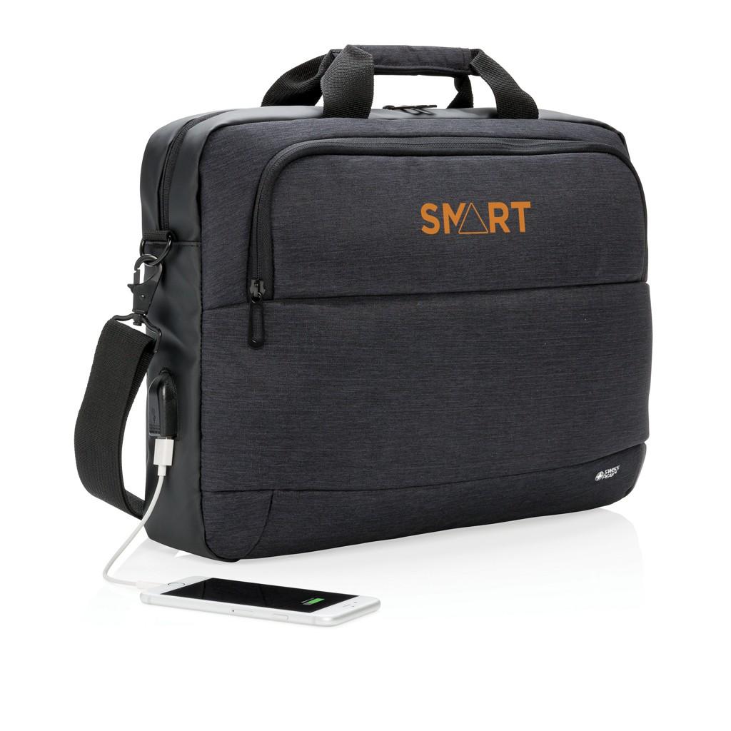 """Modern 15"""" laptop tas, View 7"""