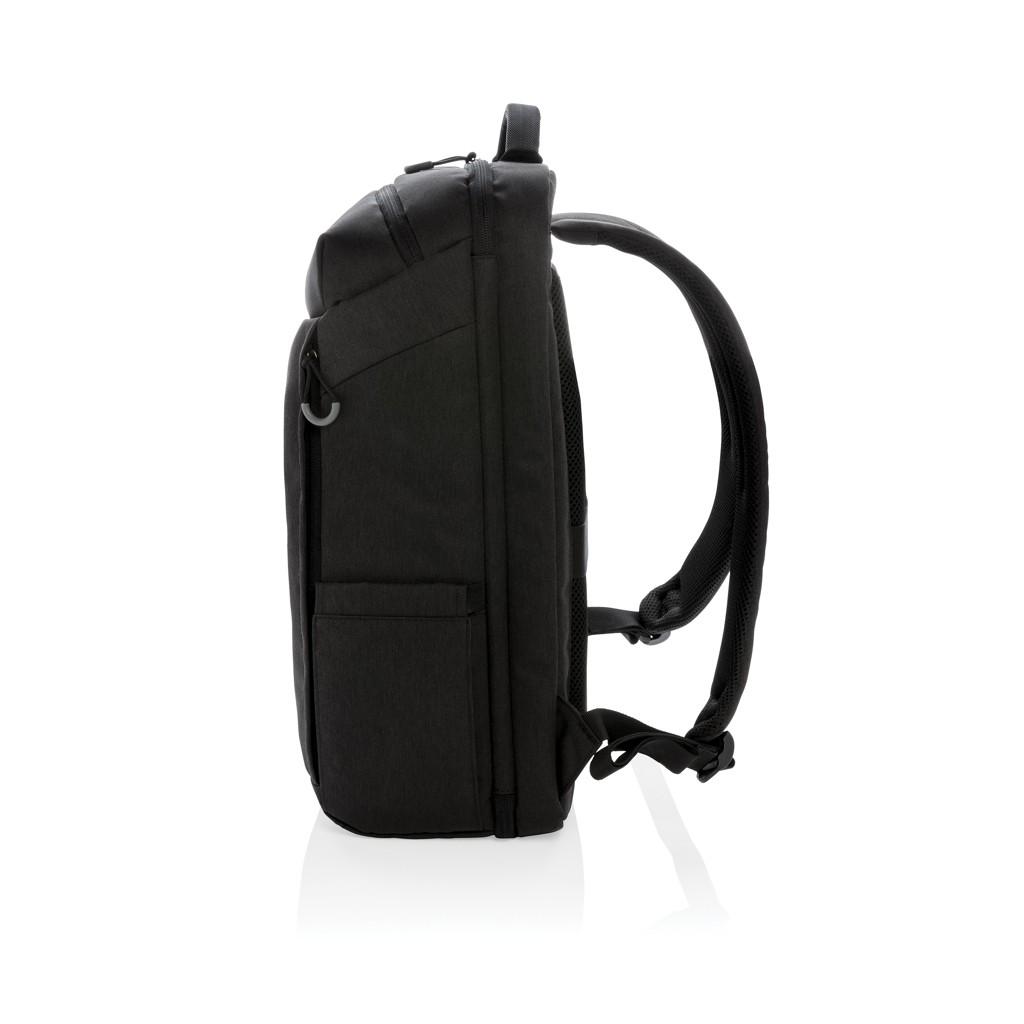 Swiss Peak XXL business & travel backpack met RFID en USB, View 7