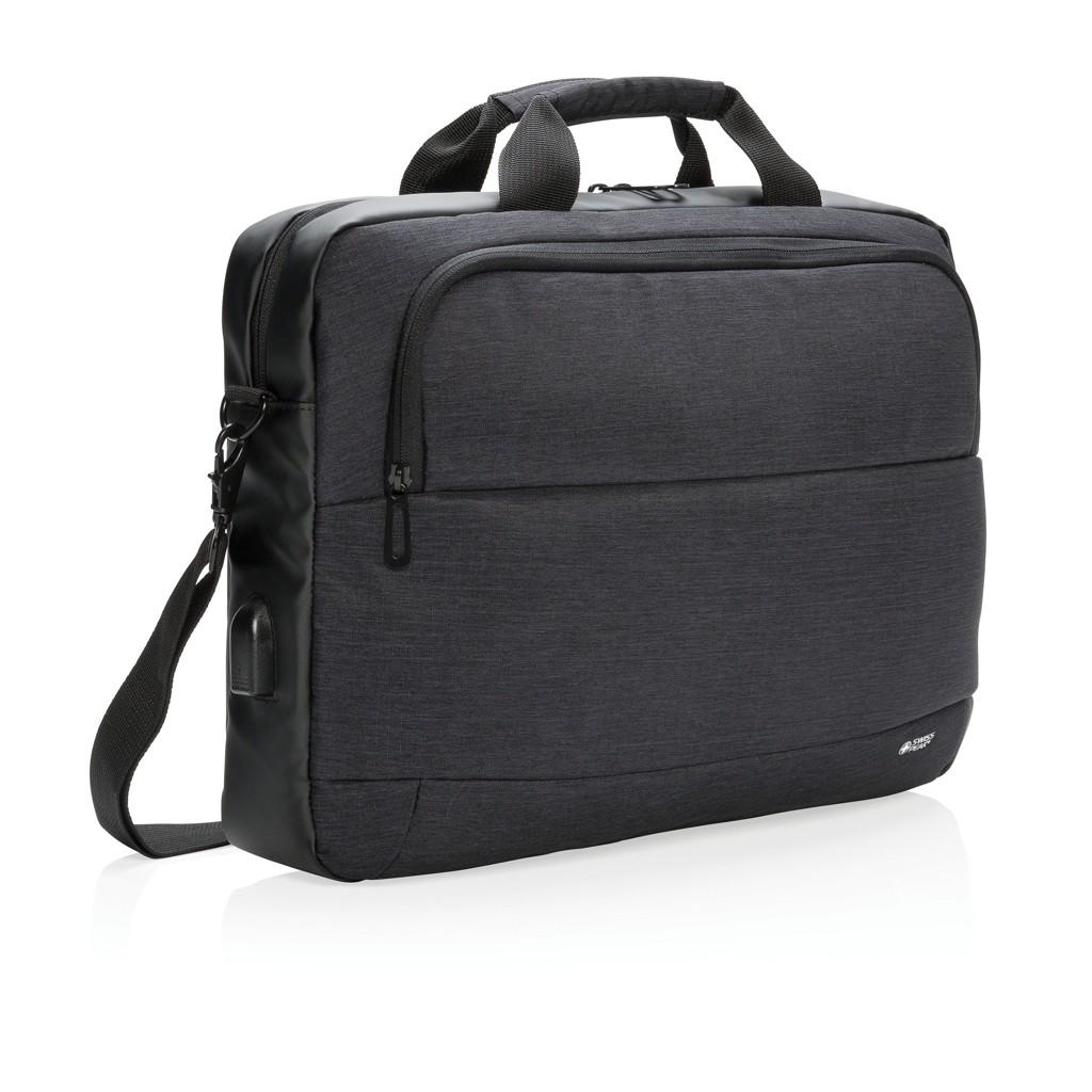 """Modern 15"""" laptop tas"""