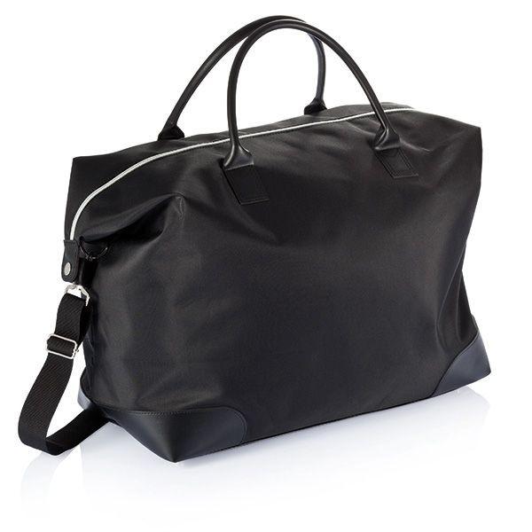 Weekend tas, zwart, View 2
