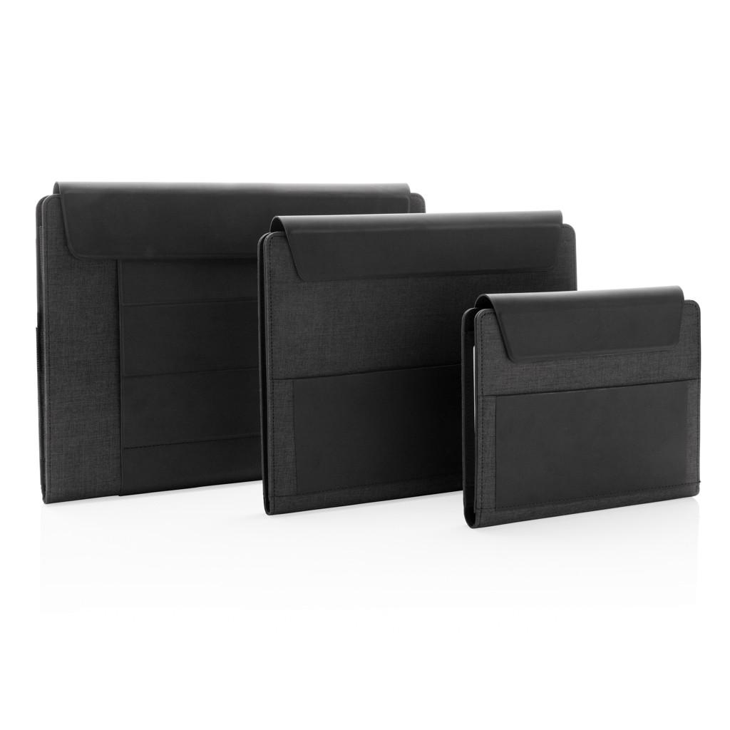 Fiko A4 portfolio met draadloos opladen& 5.000 mAh powerbank, View 9