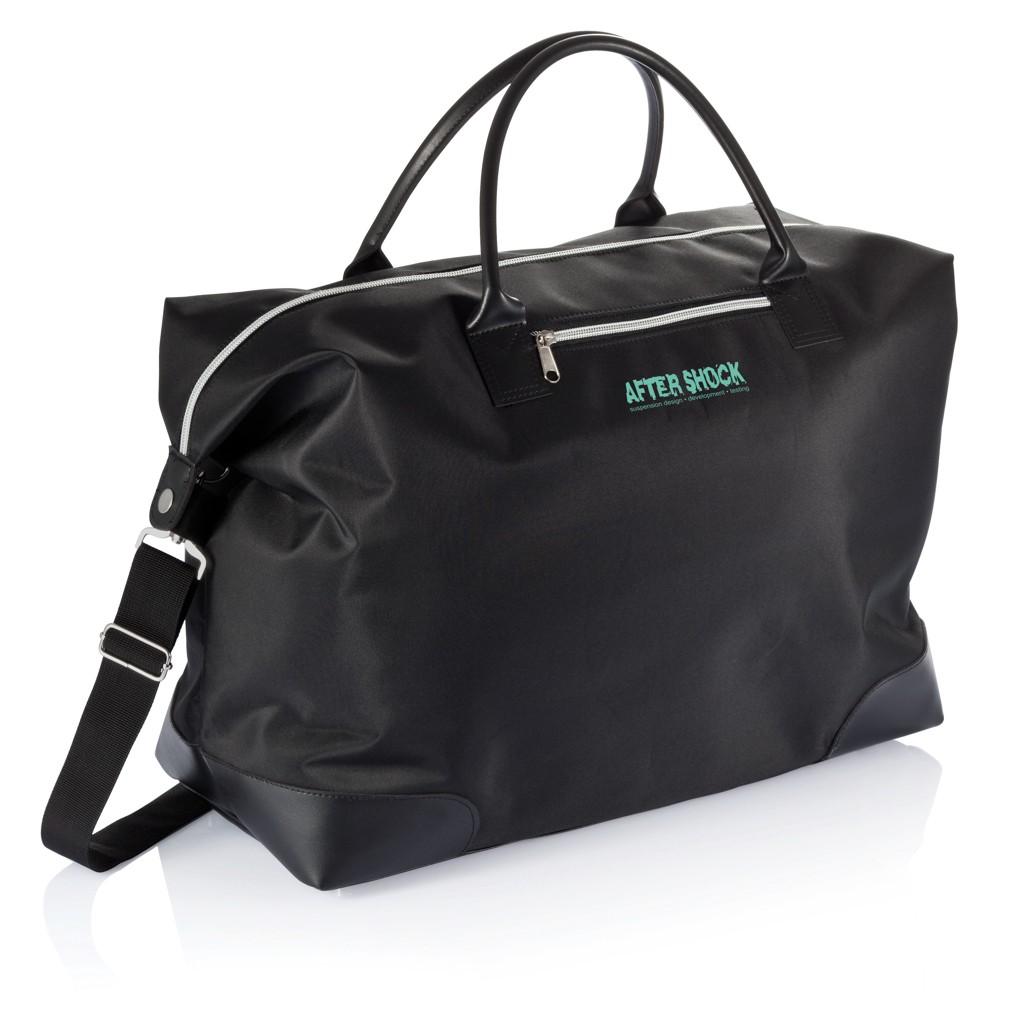 Weekend tas, zwart, View 4