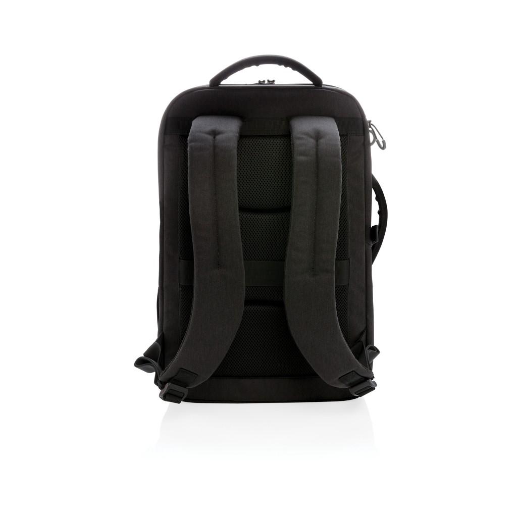 Swiss Peak XXL business & travel backpack met RFID en USB, View 3
