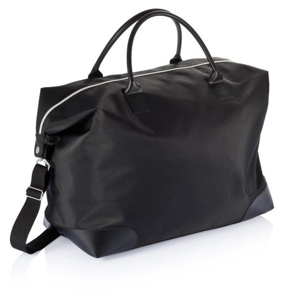 Weekend tas, zwart, View 3