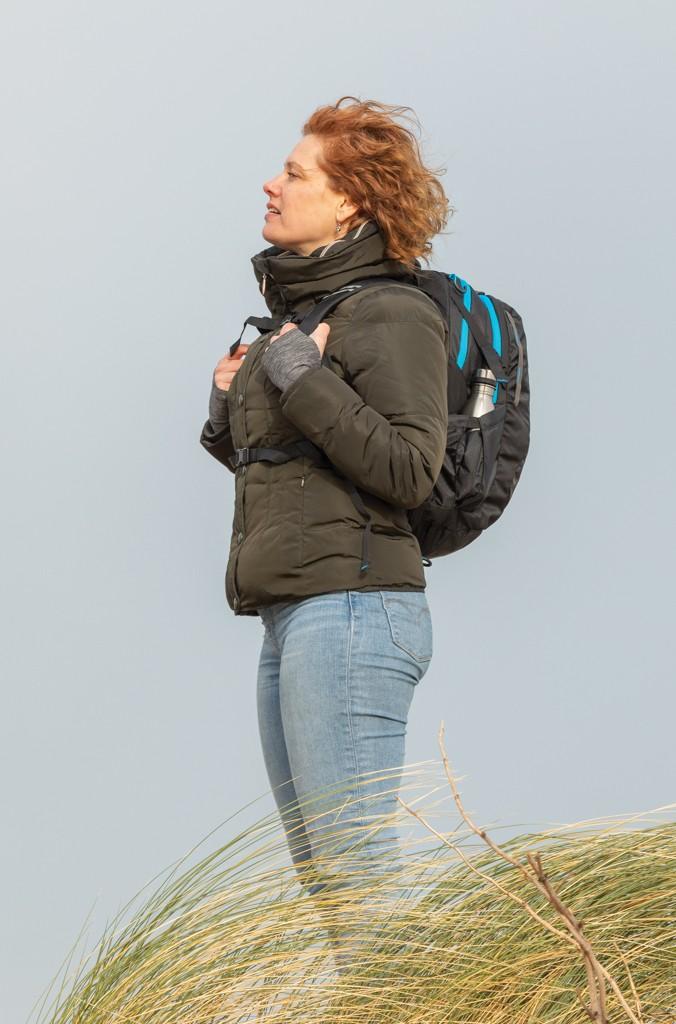Explorer ribstop medium wandelrugzak 26L PVC-vrij, View 11