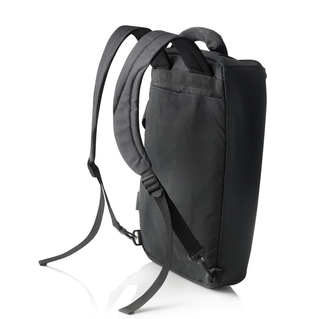 Florida laptop tas/rugtas, zwart, View 10