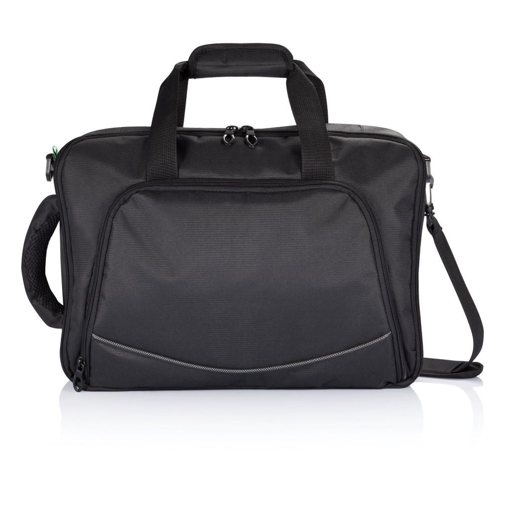 Florida laptop tas/rugtas, zwart, View 11