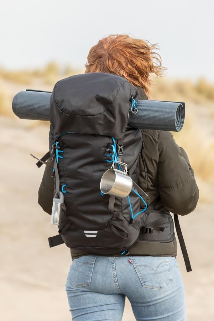 Explorer ribstop grote wandelrugzak PVC-vrij, View 12