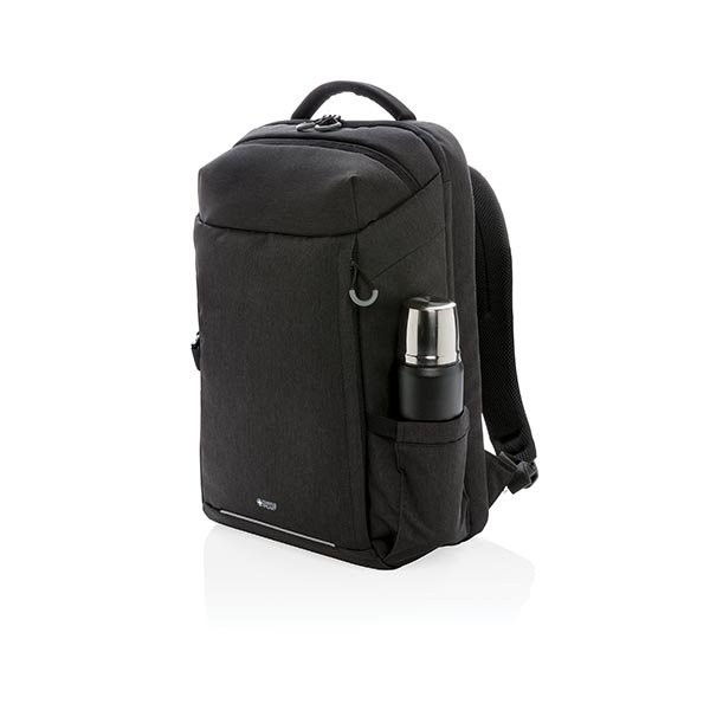 Swiss Peak XXL business & travel backpack met RFID en USB, View 5