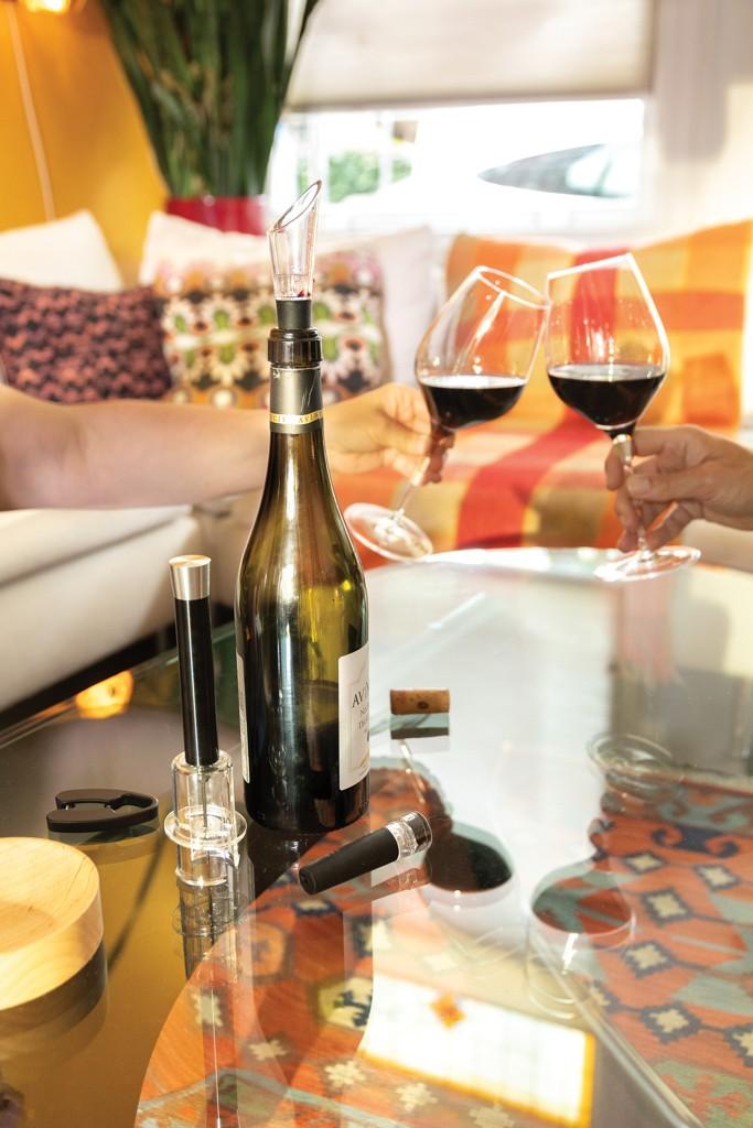 Vino Connoisseur 4-delige wijnset, View 8