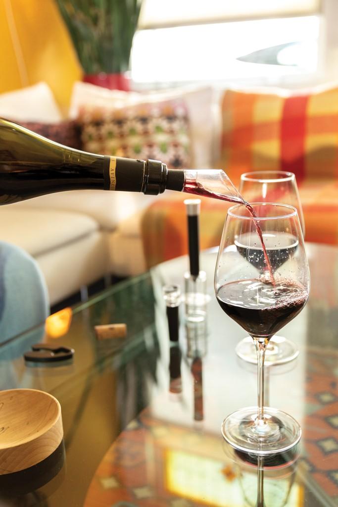 Vino Connoisseur 4-delige wijnset, View 7