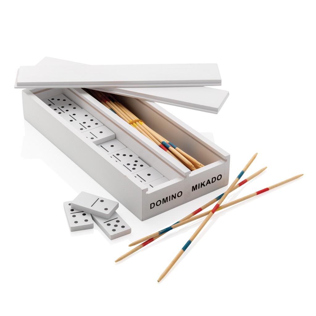 Deluxe mikado/domino in houten doos, View 3