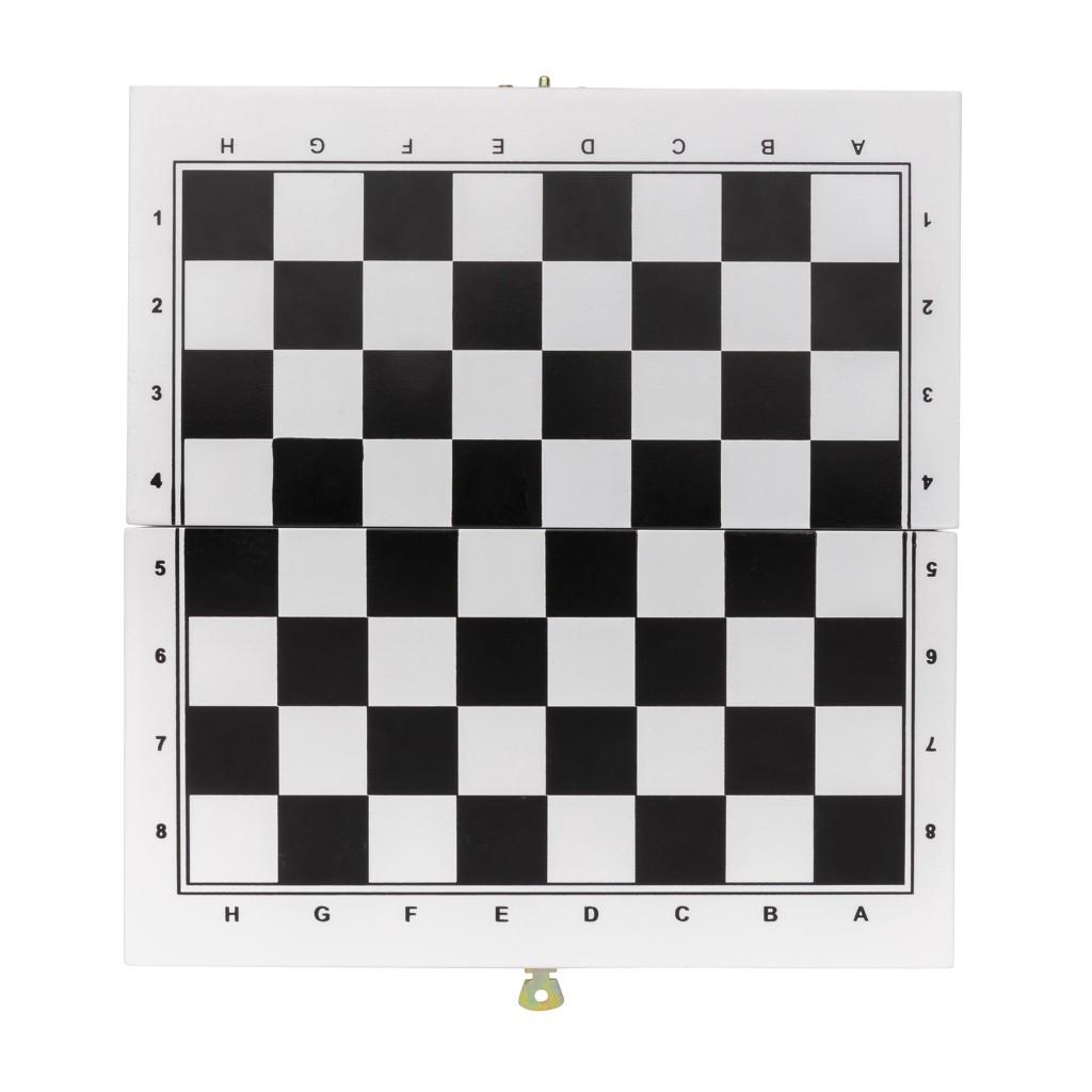 Luxe 3-in-1 bordspel in houten doos