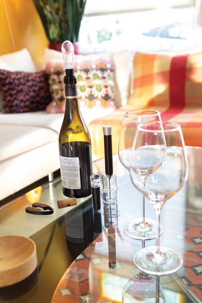 Vino Connoisseur 4-delige wijnset, View 6