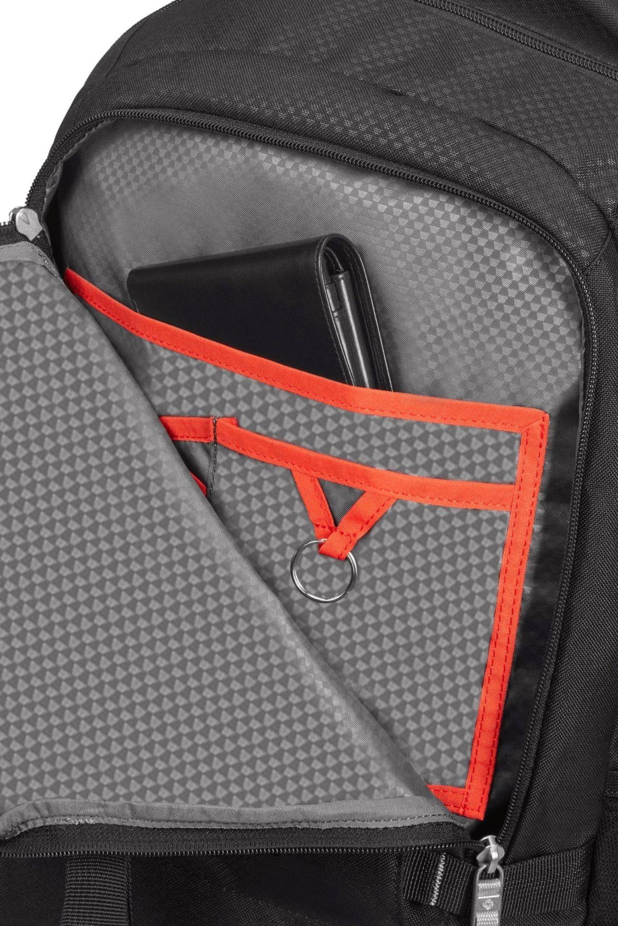 Samsonite Sonora Laptop Backpack L EXP, View 4