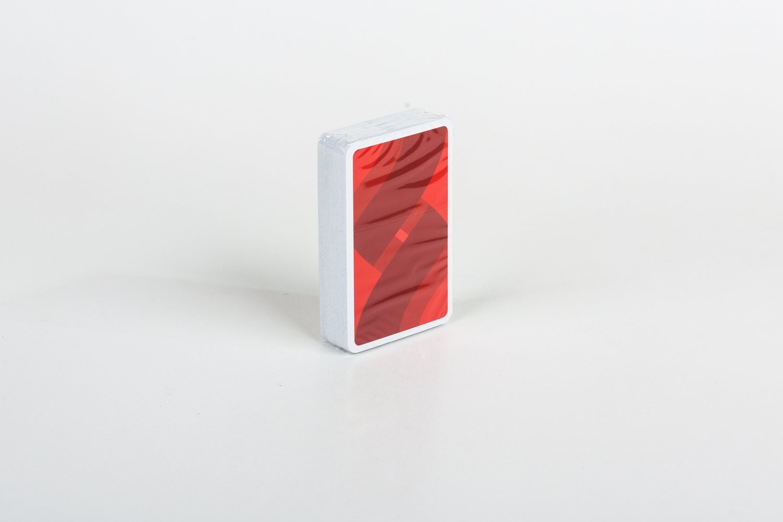 Pokerkaarten cellofaan (Superluxe)