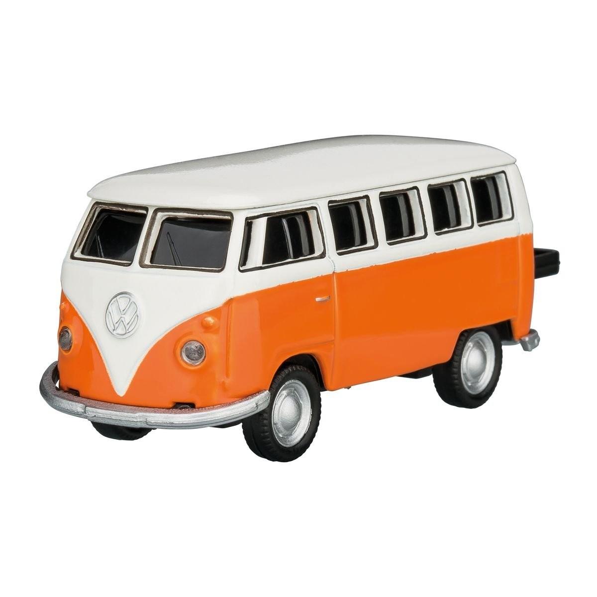 USB flash drive VW Bus T1 1:72 ORANGE 16GB
