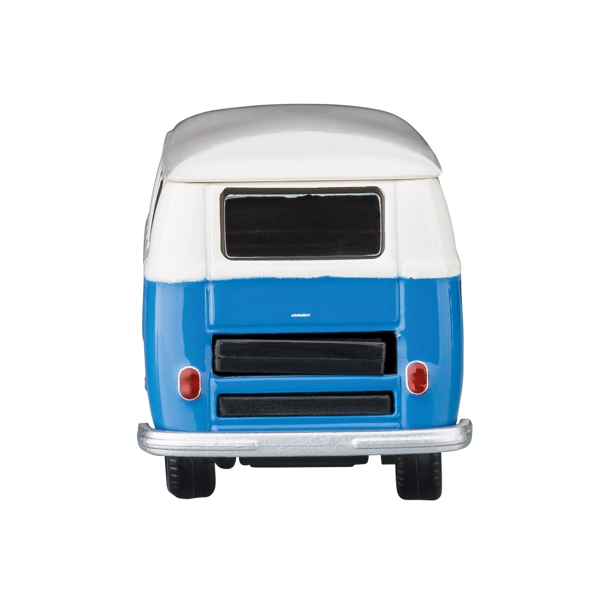 USB flash drive VW Bus T1 1:72 BLUE 16GB, View 7
