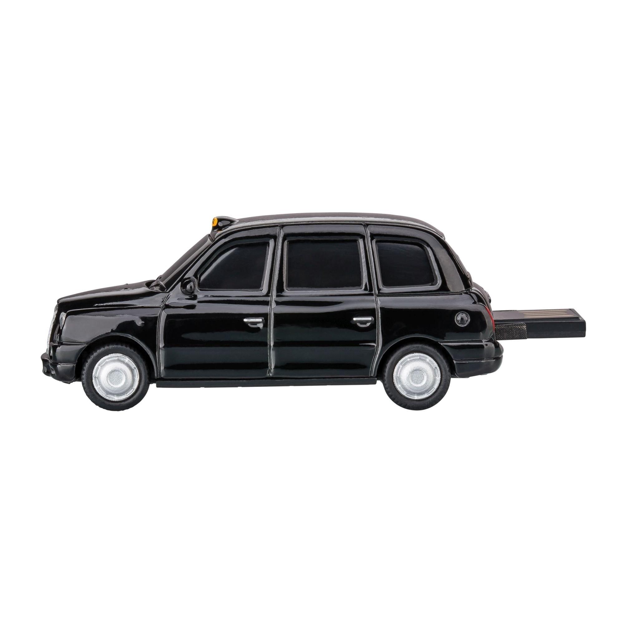 USB flash drive London Taxi TX4 1:72 BLACK 16GB, View 4