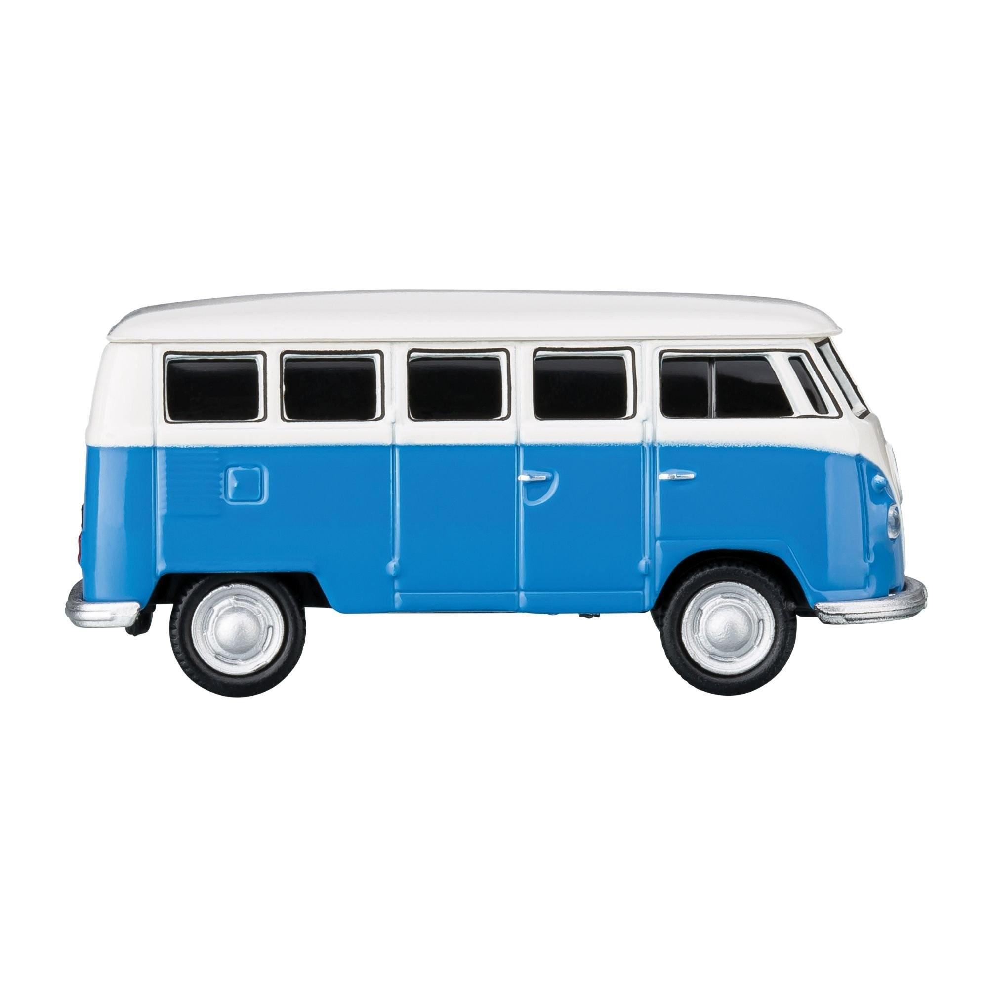 USB flash drive VW Bus T1 1:72 BLUE 16GB, View 3