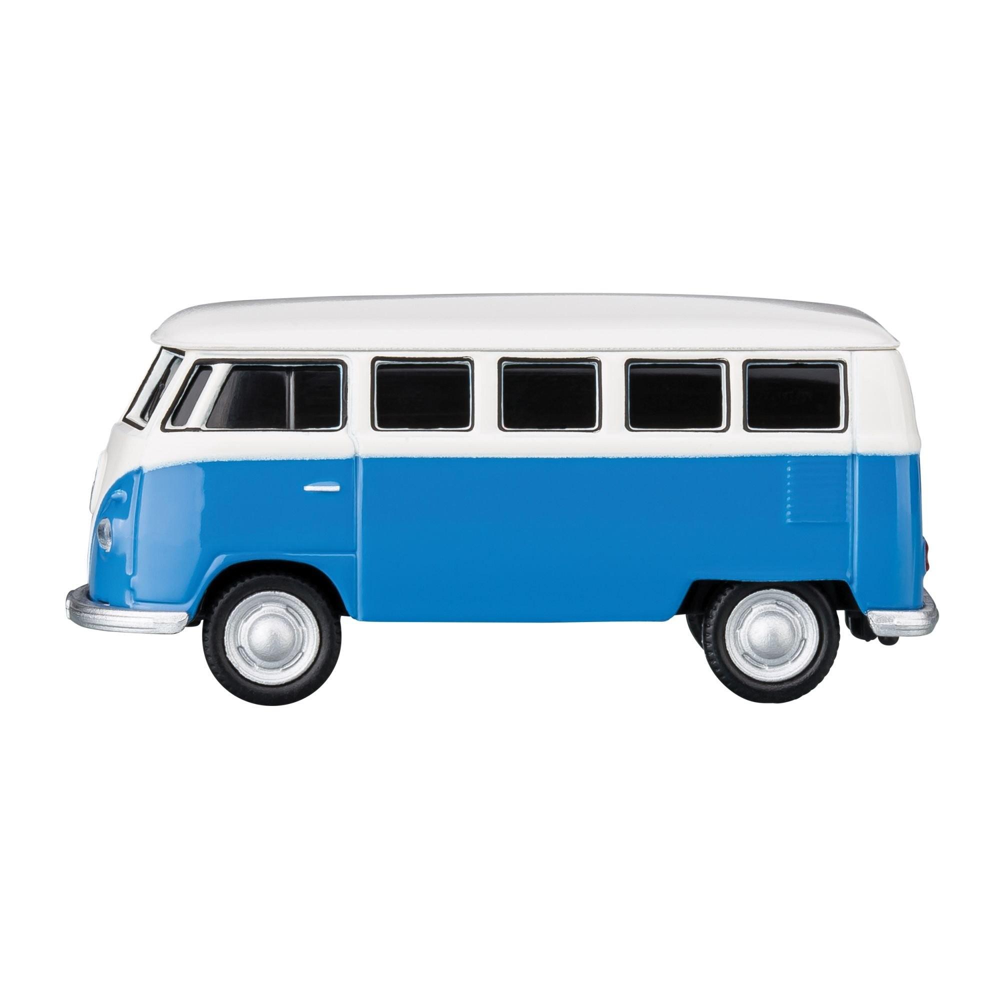 USB flash drive VW Bus T1 1:72 BLUE 16GB, View 2