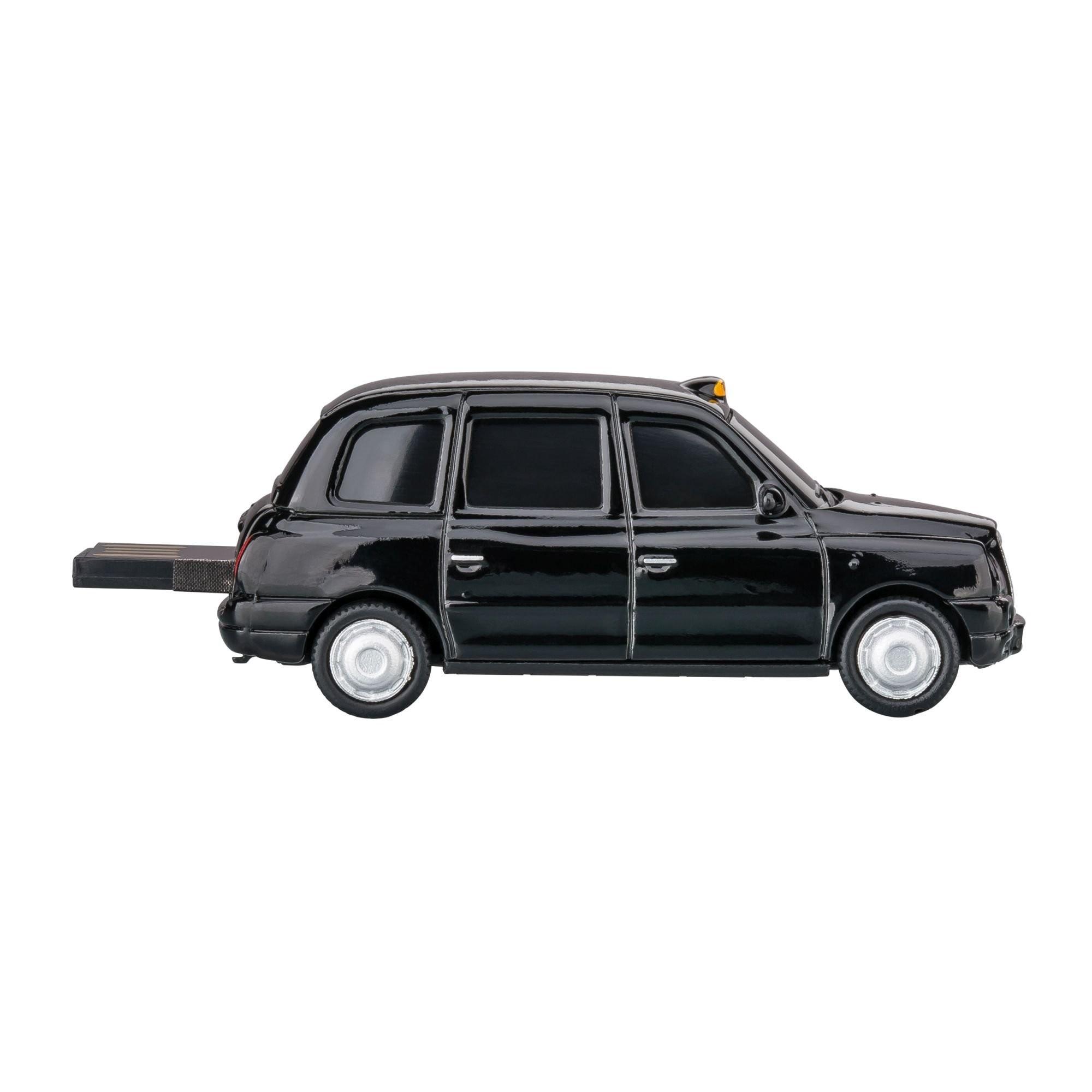 USB flash drive London Taxi TX4 1:72 BLACK 16GB, View 5