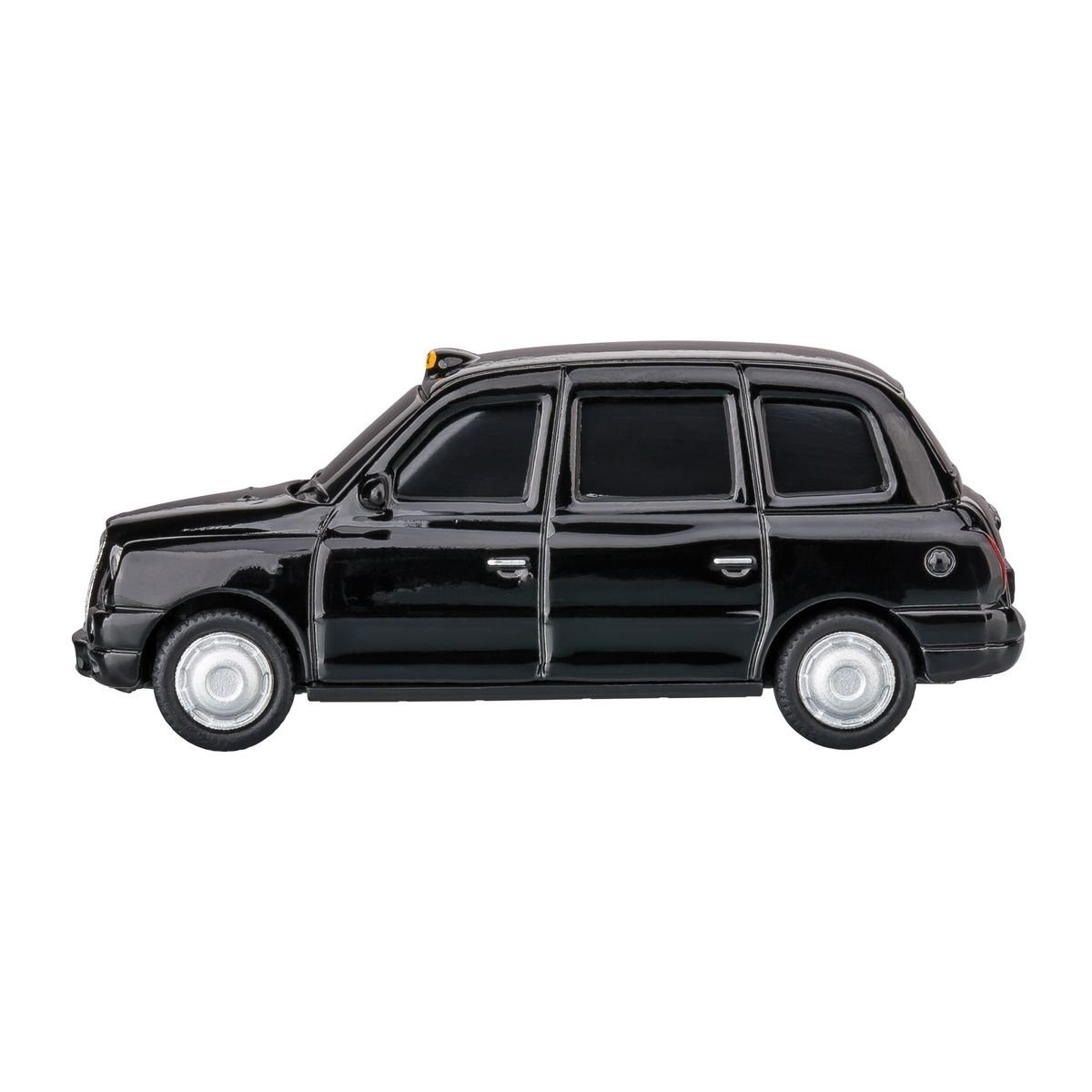 USB flash drive London Taxi TX4 1:72 BLACK 16GB, View 2