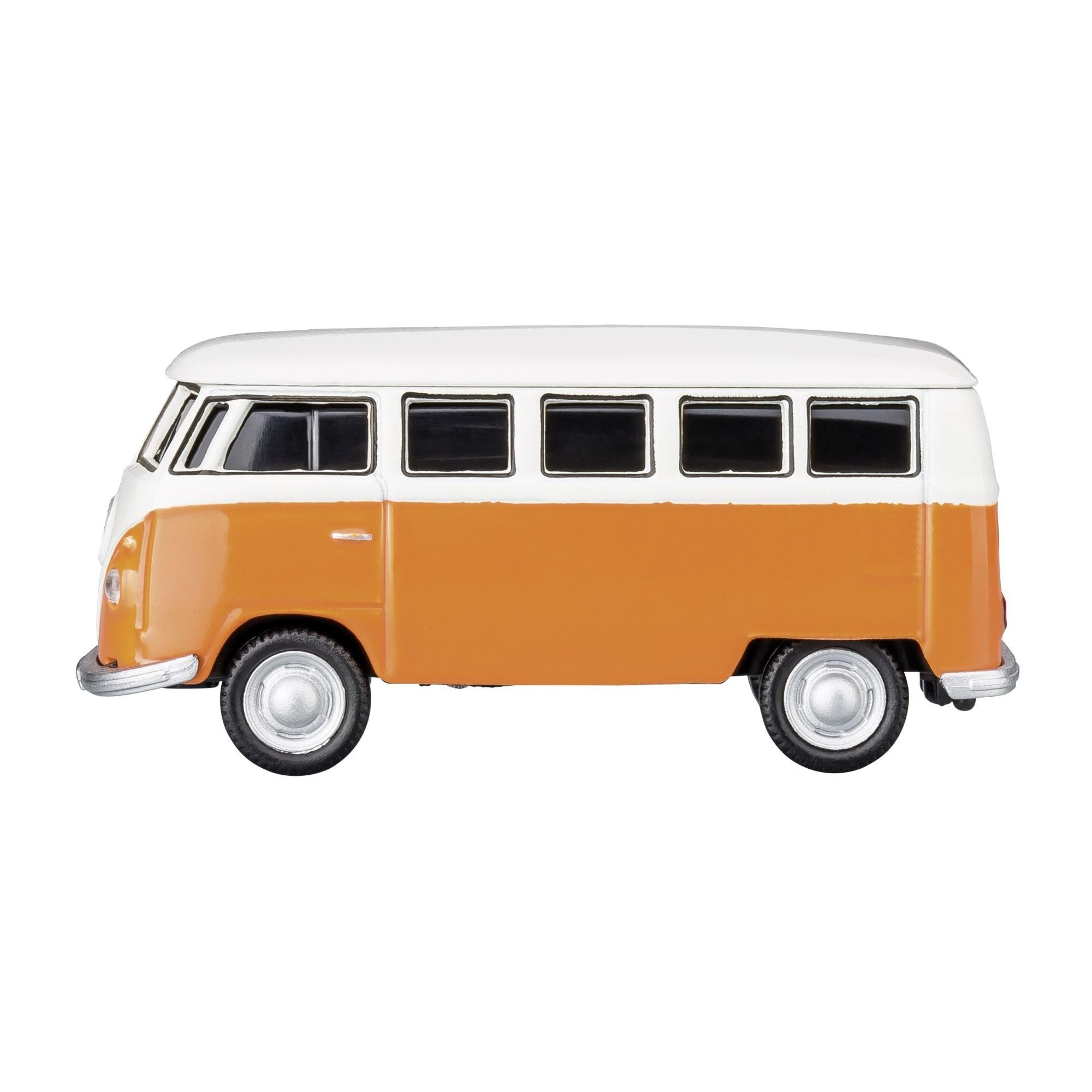 USB flash drive VW Bus T1 1:72 ORANGE 16GB, View 8