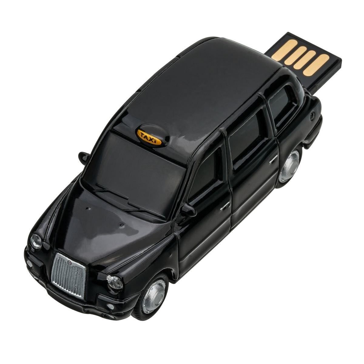 USB flash drive London Taxi TX4 1:72 BLACK 16GB, View 10