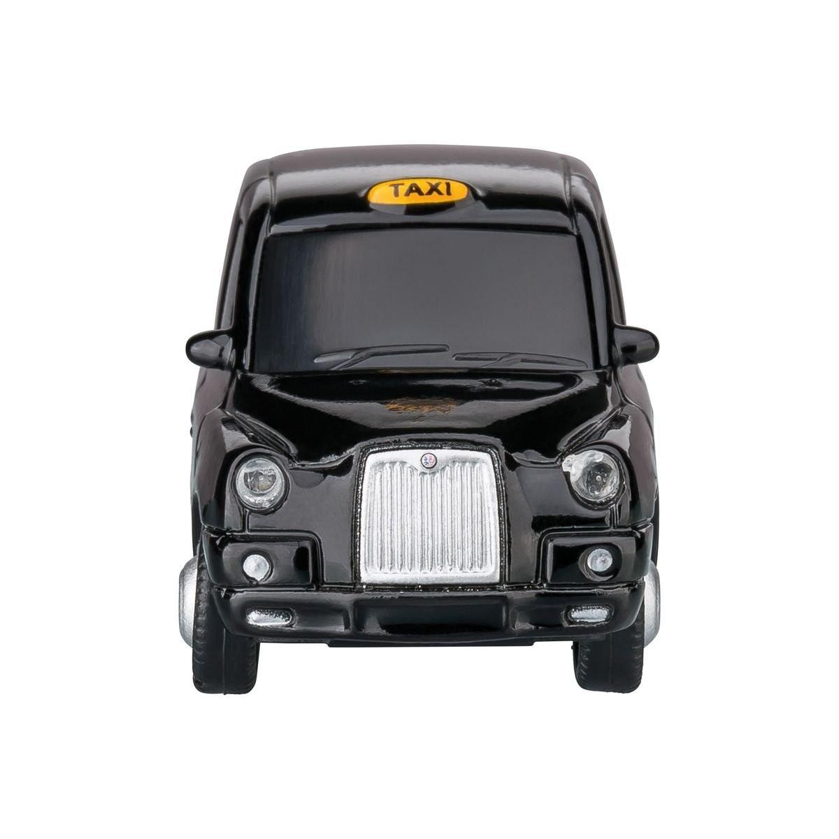 USB flash drive London Taxi TX4 1:72 BLACK 16GB, View 6