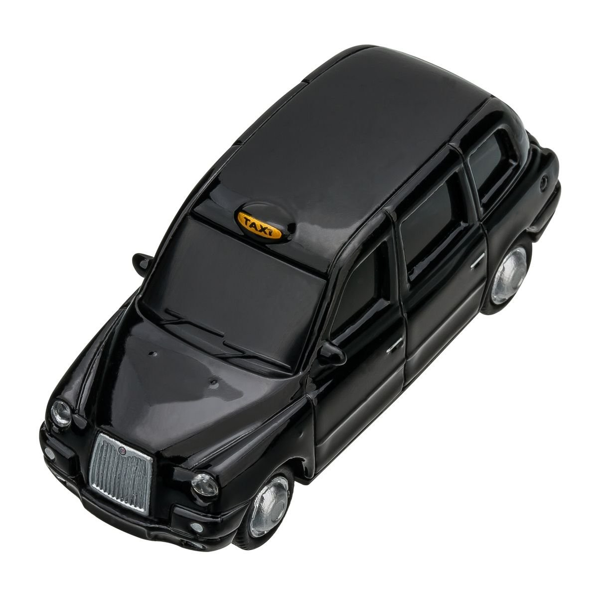 USB flash drive London Taxi TX4 1:72 BLACK 16GB, View 8