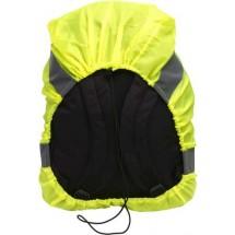100% Polyester veiligheidsover - geel