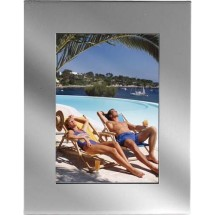 Fotolijst 'Leka' - zilver
