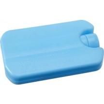 100% recyclebaar kunststof koelelement - lichtblauw