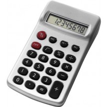Calculator 'Star' - zilver