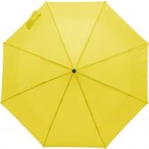 Polyester (170T) paraplu - geel